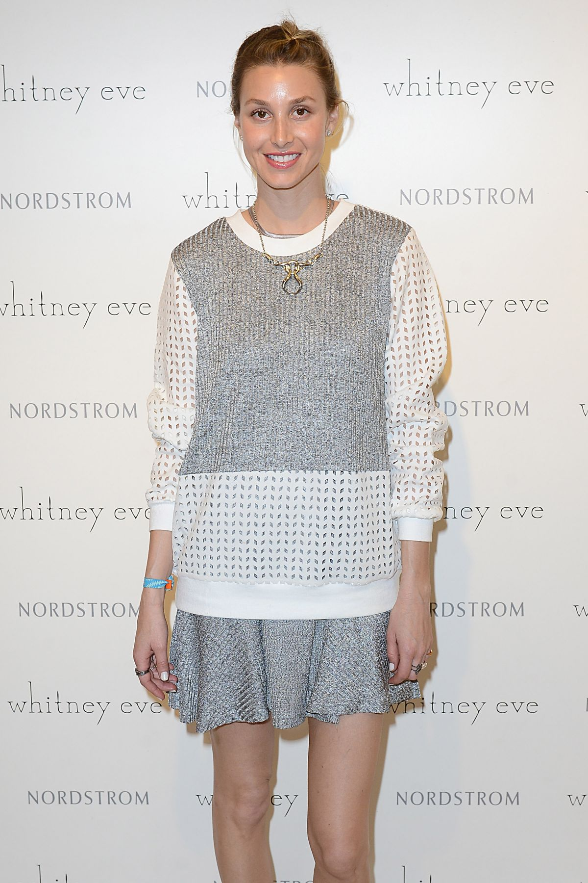 WHITNEY PORT at Whitney Eve Collection Debuts at Nordstrom in Los Angeles