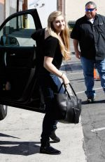 WILLOW SHIELD at Dancing with the Star Rehearsal in Hollywood 04/18/2015