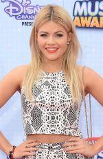 WITNEY CARSON at 2015 Radio Disney Music Awards in Los Angeles