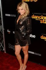 WITNEY CARSON at Dancing with the Stars 10th Anniversary in West Hollywood