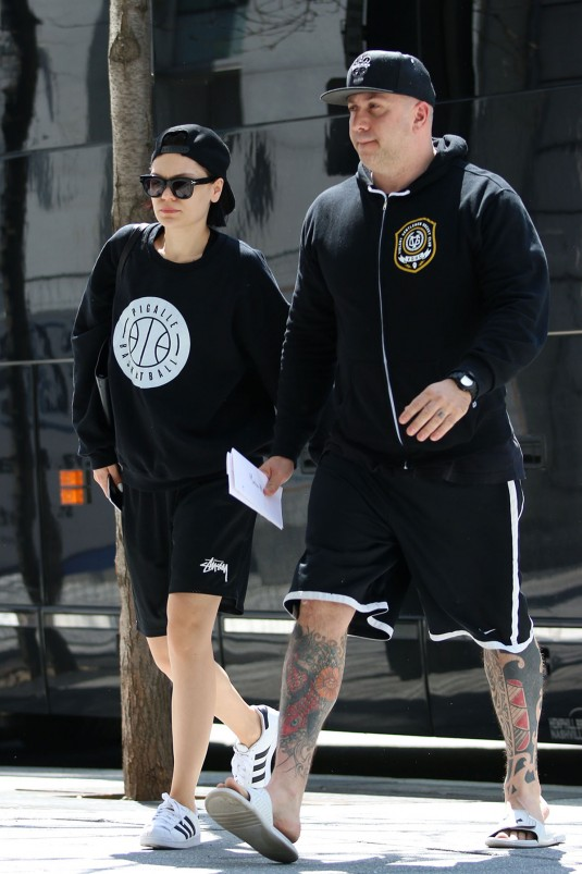 JESSIE J Arrives at Airport in Montreal