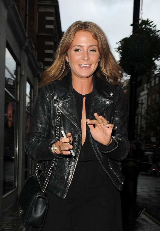 MILLIE MACKINTOSH at Sadie Frost's Annual Hepatits C Fundraiser in London