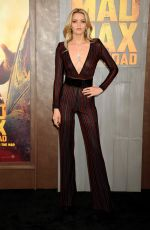 ABBEY LEE KERSHAW at Mad Max: Fury Road Premiere in Hollywood