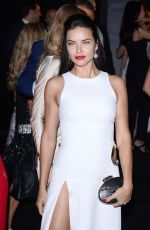 ADRIANA LIMA at Soiree Chopard Gold Party in Cannes