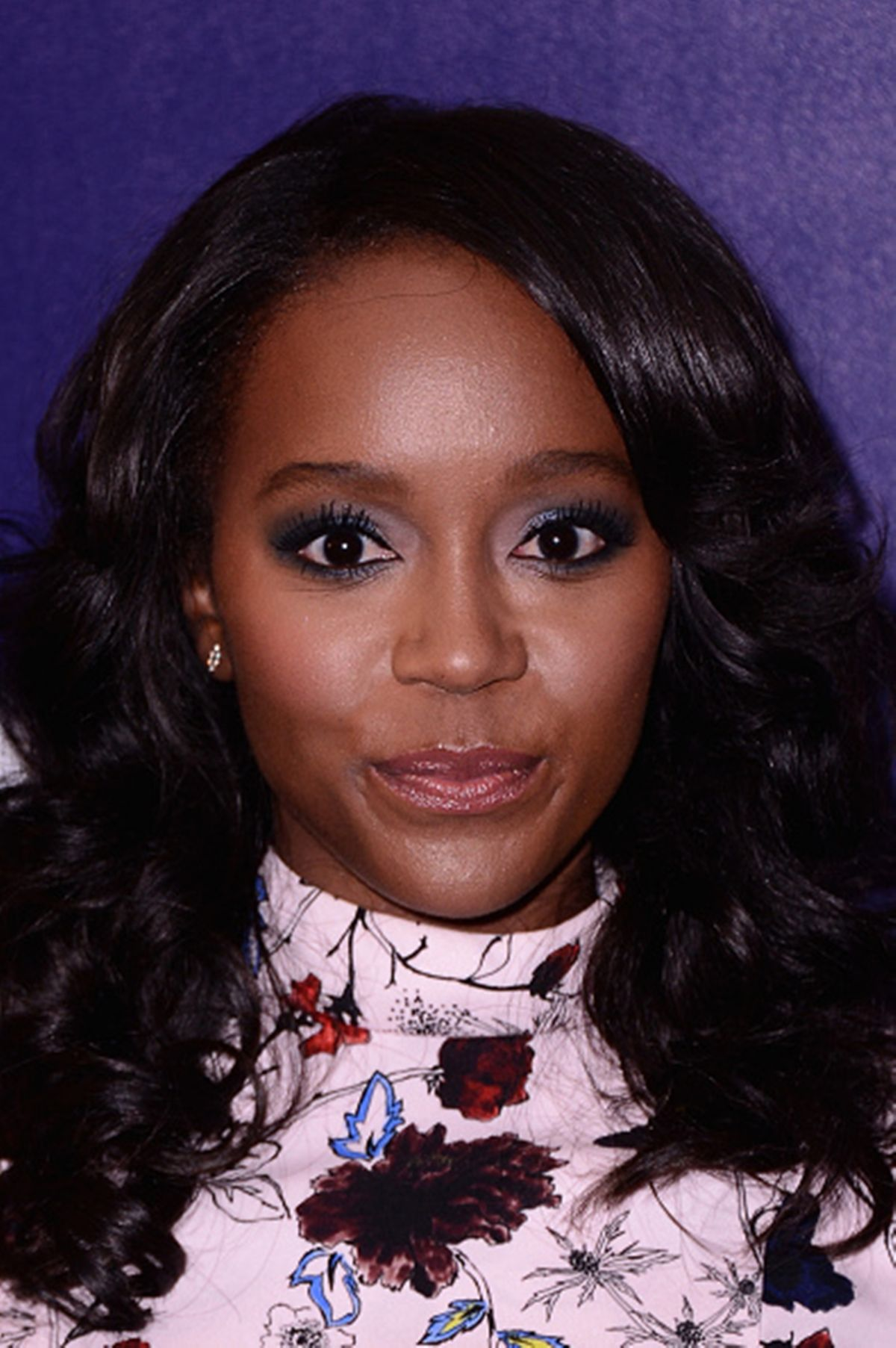 AJA NAOMI KING at EW and People Celebrate the NY Upfronts in New York