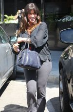 ALANIS MORISSETTE Out Shopping at Ron Herman in Brentwood 05/19/2015