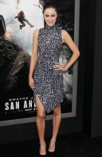 ALEANDRA PARK at San Andreas Premiere in Hollywood