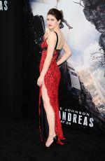 ALEXANDRA DADDARIO at San Andreas Premiere in Hollywood