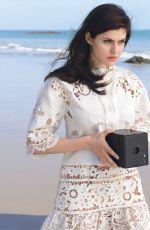 ALEXANDRA DADDARIO in Modern Luxury Beach Magazine, june 2015 Issue