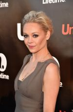 ALEXANDRA HOLDEN at Unreal Premiere Party in Beverly Hills