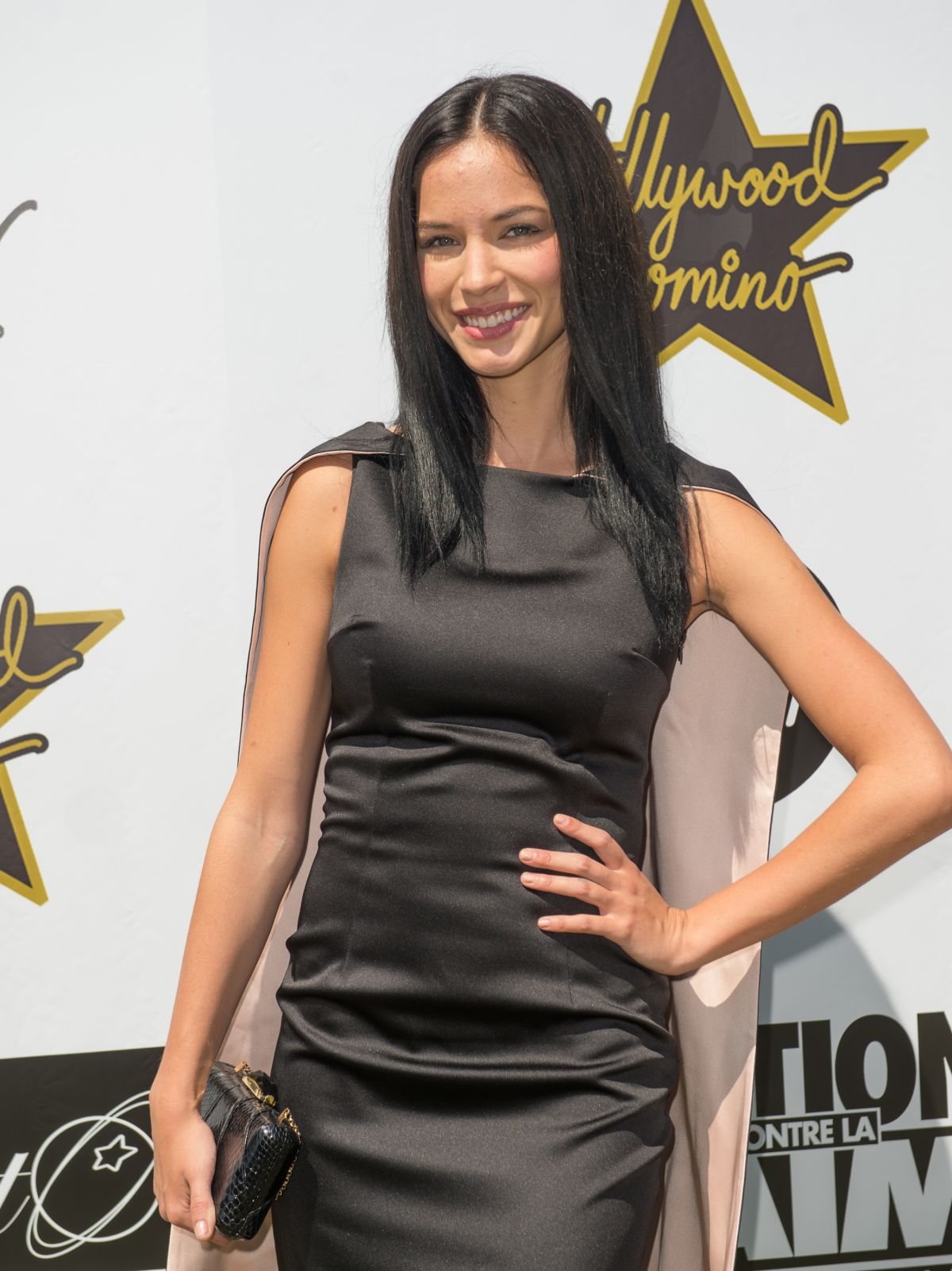 ALEXIS KNAPP at Hollywood Domino Cannes Benefit in France 05/17/2015