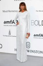 ALINA BAIKOVA at Amfar's 2015 Cinema Against Aids Gala in Cap d'Antibes