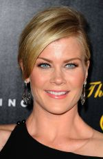 ALISON SWEENEY at 40th Anniversary Gracies Awards in Beverly Hills