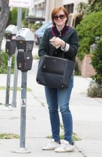 ALYSON HANNIGAN Out Shopping in Santa Monica 05/06/2015