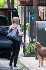 AMANDA SEYFRIED Meet Alec Baldwin in New York 05/11/2015