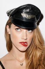 AMBER HEARD by Terry Richardson for Interview Magazine, June 2015 Issue