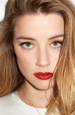 AMBER HEARD by Terry Richardson