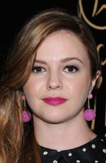 AMBER TAMBLYN at 30th Annual Lucille Lortel Awards in New York