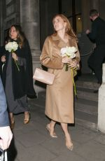 AMY ADAMS Night Out in London 05/20/2015