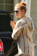 AMY ADAMS Out and About in Studio City 05/09/2015