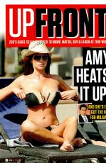 AMY CHILDS - Upfront, Zoo Magazine