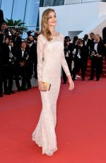 ANA BEATRIZ BARROS at Inside Out Premiere at Cannes Film Festival