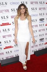 ANASTASIA ASHLEY at Sports Illustrated Fight Weekend Party in Las Vegas