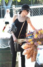 ANGELINA JOLIE Out and About in Los Angeles 05/02/2015