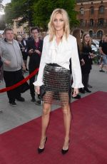ANJA RUBIK at PKO Off Camera Closing Ceremony in Krakow