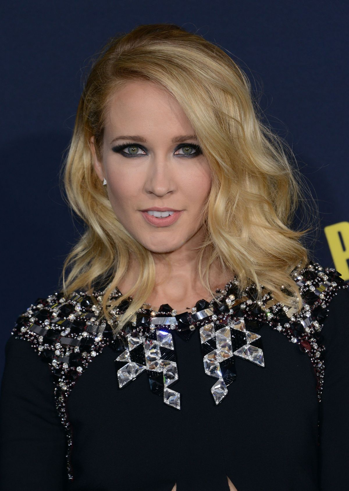 ANNA CAMP at Pitch Perfect 2 Premiere in Los Angeles ...