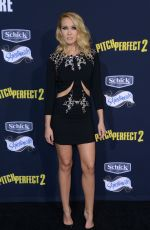 ANNA CAMP at Pitch Perfect 2 Premiere in Los Angeles
