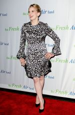 ANNA CHLUMSKY at Fresh Air Fund Salute to American Heros in New York