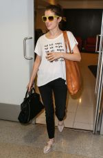 ANNA KENDRICK Arrives at Los Angeles International Airport 05/11/2015