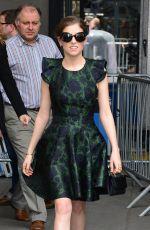 ANNA KENDRICK at BBC Studios in London 05/06/2015