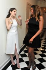 ANNA KENDRICK at Glamour's June Succes Issue Dinner in Los Angeles