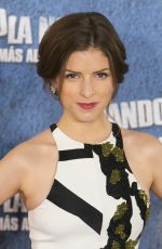 ANNA KENDRICK at Pitch Perfect 2 Photocall in Madrid