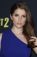 ANNA KENDRICK at Pitch Perfect 2 Premiere in Los Angeles