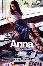 ANNA KENDRICK in Glamour Magazine, June 2015 Issue