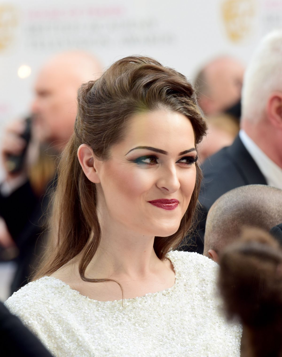 anna passey hair colour