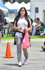 ARIEL WINTER at Farmers Market in Los Angeles 05/24/2015