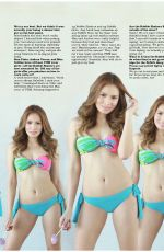 ARNY ROSS in FHM Magazine, Philippines May 2015 Issue