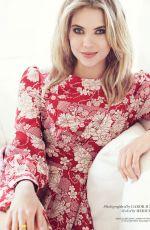 ASHLEY BENSON in Fashion Magazine, Canada Summer 2015 Issue