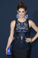 ASHLEY GREENE at Pitch Perfect 2 Premiere in Los Angeles