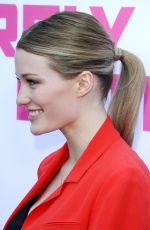 ASHLEY HINSHAW at Barely Lethal Premiere in Los Angeles