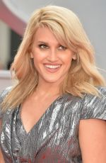 ASHLEY ROBERTS at Spy Premiere in London