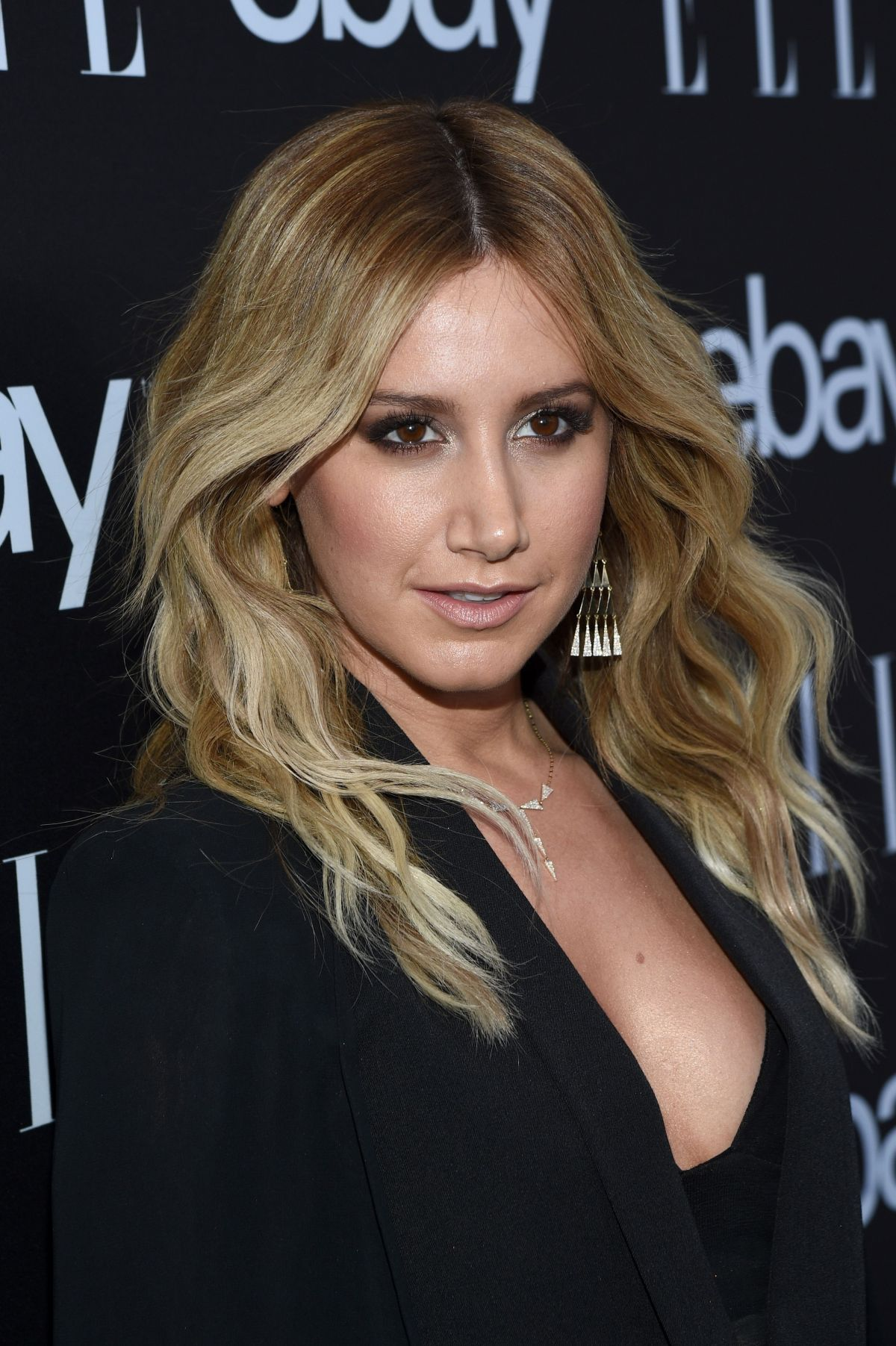 ASHLEY TISDALE at Elle Women in Music 2015 in Hollywood