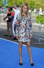 ASHLEY TISDALE at Tomorrowland Premiere in Anaheim
