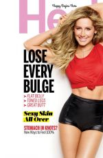 ASHLEY TISDALE in Health Magazine, June 2015 Issue