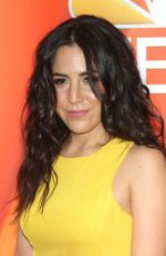 AUDREY ESPARZA at 2015 NBC Upfront Presentation in New York 05/011/2015