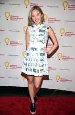 AUDREY WHITBY at Put Your Money where the Miracles Are Campaign Lainch in Hollywood